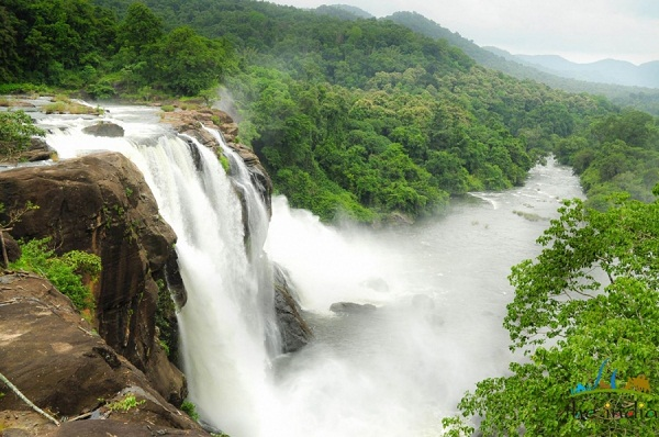 Athirapilly Waterfalls Kerala