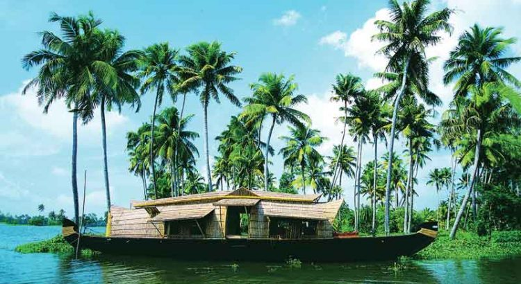 Backwater Riding in Kerala