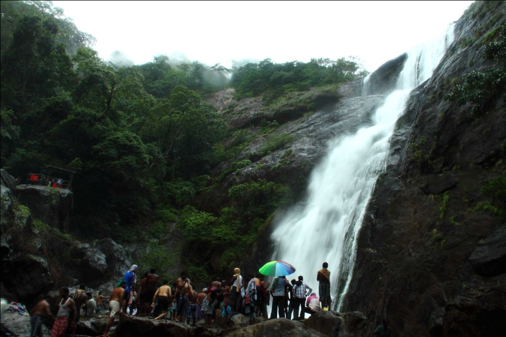 Kumbhavurutty Waterfalls
