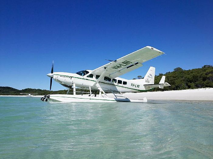 Sea Plane Ride in Andaman