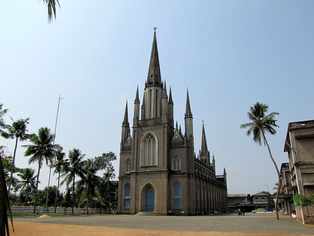 Vimalagiri Church in Kottayam