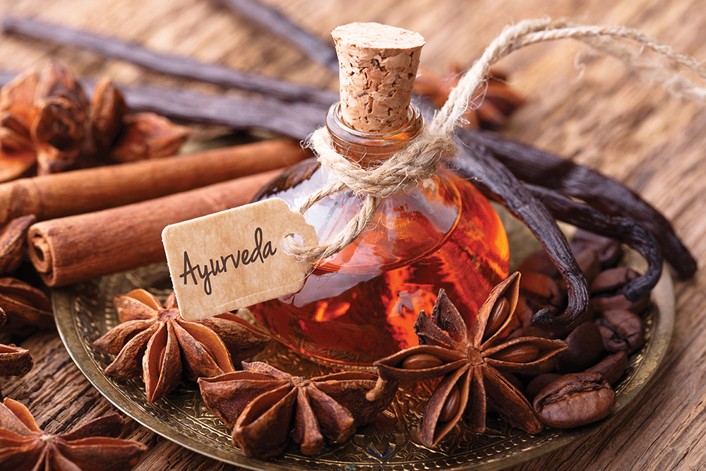 Components of ayurveda