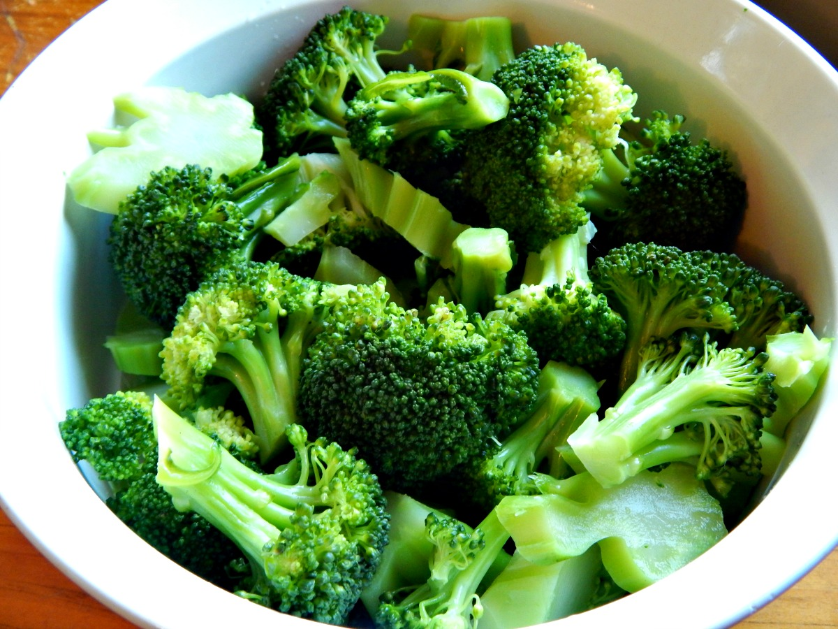 broccoli-steamed